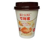 可利客�_�臣t豆奶茶