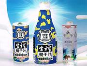特警力量生榨椰子汁