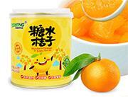 日盛小彩罐橘子罐头312g