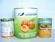 OEM杏罐头加工