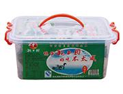 兆丰园咸鸭蛋60gx30枚塑料盒