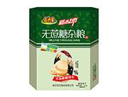 鑫米客无蔗糖杂粮饼酥性饼干1.5kg礼盒