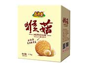 鑫米客猴菇酥性饼干1.5kg礼盒