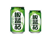 正大310ml罐装板蓝花植物饮料