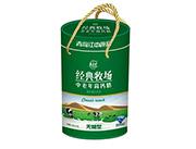 宏易堂经典牧场中老年高钙奶复合蛋白饮品无糖型