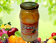 水果之王1kg什锦罐头