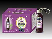 金果郎蓝莓汁饮料420mlx15瓶