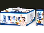 头道原浆高钙核桃奶240mlx10罐12罐