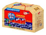 华宝蓝莓枸杞饮品250mlx12盒