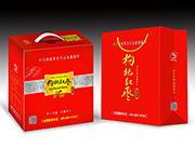 喜事多枸杞红枣饮品1.5lx6瓶