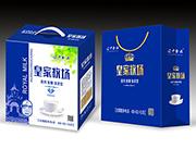 江中食品皇家牧场饮料250mlx12盒