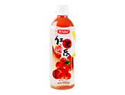 鲜绿园红果乐果汁饮料500ml