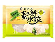 朱老大素三鲜水饺450g