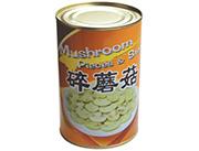 锦鹏碎蘑菇罐头