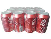贝丽斯可乐12罐320毫升