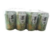 果兀柠檬绿茶塑包