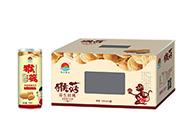 旭日猴菇养生核桃开窗礼盒