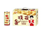 旭日猴菇养生核桃花生礼箱
