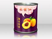 每赛仙300g装黄桃罐头