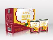 每赛仙820g尊享装(6罐箱)黄桃罐头