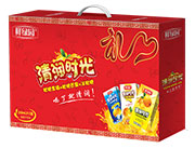 鲜绿园清润时光枇杷汁饮料250ml×12罐礼盒