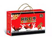 起成果园阿胶红枣凹顶礼盒