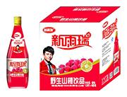 新雨瑞野生山楂饮品1.28L×6瓶