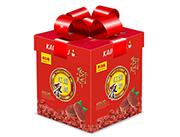 2017年年货礼盒开口福红枣蛋糕1000g