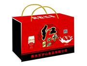 百岁山阿胶红枣果味饮品礼盒