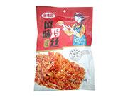 康靖霖香辣风味鸡丝150g