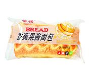 怡诺香蕉条面包