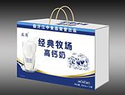 江中食品益商经典牧场高钙奶