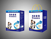 江中食品中老年高钙低脂低糖奶饮品