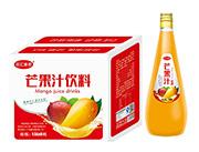 百汇康君芒果汁饮料1.5L