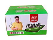 亚圣斋香酥椒绿色箱装