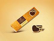 歌帝梵�松露心形巧克力�乾