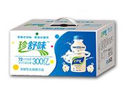 茗赫食品珍舒味乳酸菌饮品礼盒