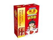 茗赫利乐砖乳酸菌草莓味礼盒