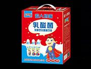 珍舒味发酵型乳酸菌饮品(超人奶嘴)