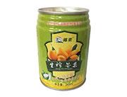 椰栗生榨芒果汁245ml瓶