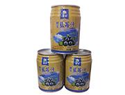 椰栗野生蓝莓汁245ml