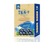 椰栗野生蓝莓汁礼盒