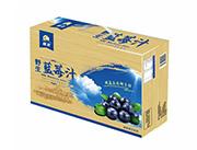 椰栗野生蓝莓汁