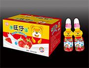国旺仔强营养果汁酸奶饮品200mlx24瓶箱装