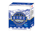 智爽原味蒙古酸奶发酵型乳酸菌酸奶200ml×12盒