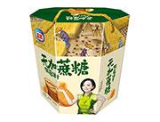 盖能无糖猴菇饼干1.08kg(圆八角)
