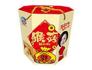 盖能原味猴菇酥性饼干1.08kg(圆八角)