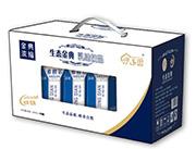伊乡园生态金典乳味饮品250mlx12盒