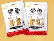 闽南渔港带鱼香辣味48g
