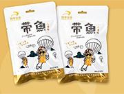 闽南渔港带鱼卤香味82g
